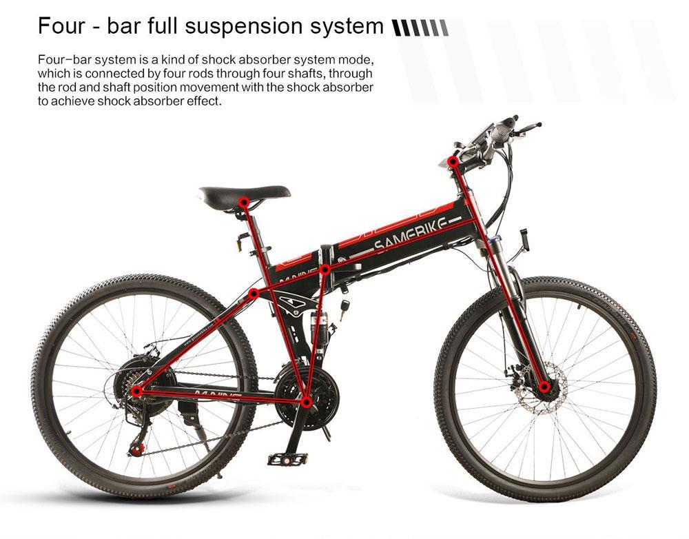 """Αποκτήστε με μόλις 632€ το πανίσχυρο ηλεκτρικό ποδήλατο Samebike LO26 με 26"""" ρόδα και μοτέρ 350W από Πολωνία ΧΩΡΙΣ τελωνείο!"""